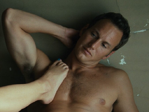 Patrick Wilson Shirtless