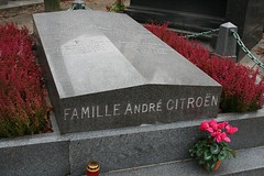Andre Citroen as in the cars (Richie Wisbey) Tags: paris france cemetery graves richie richard edgar rue montparnasse emile memorials quinet wisbey parisfrancenovember2010
