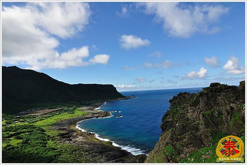 蘭嶼 Day3-情人洞旁的無名山頭+東清海邊 (4)