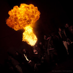 Fill Light (Marc Benslahdine) Tags: portrait 6 man paris mushroom night fire explore frontpage nuit feu bcc homme palaisdetokyo 2010 lightroom manonfire tamronspaf1750mmf28xrdiii canoneos50d marcopix tripax marcbenslahdine bcc6 burncrewconcept6 jongleursetcracheursdefeu wwwmarcopixcom wwwfacebookcommarcopix marcopixcom