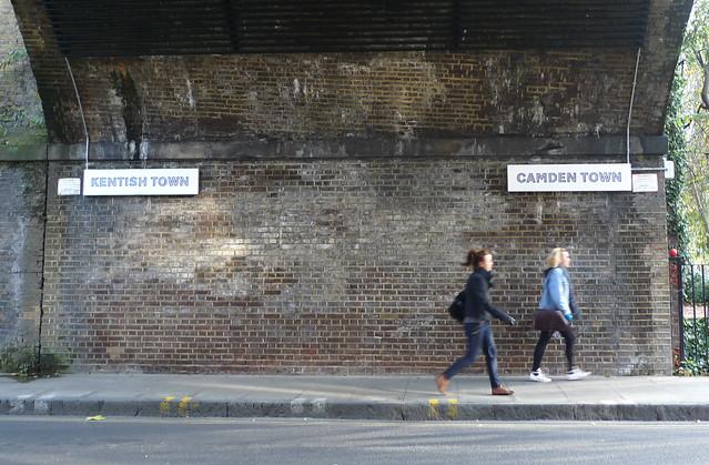 Kentish Town Camden Town