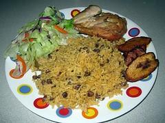 Arroz con Gandules (Rice & Peas)