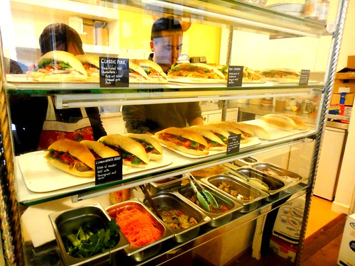 City Caphe - Banh Mi Counter