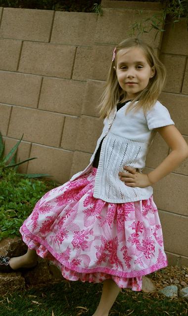 Queen Street Skirt