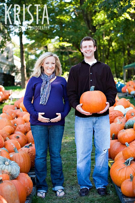 Fall Maternity Portraits