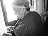 the memory remains (*°ameLIE*°) Tags: blackandwhite bw white black solitude grandmother finestra amelie memory wisdom gramma oldphotos ricordi tender biancoenero nonna anziani solitudine saggezza cucire tenerezza fotovecchie nonnina oldmemory senilità bigodini rammendare mantellina fotoantiche signoraanziana nonnapippina