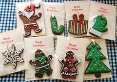Christmas Biscuits!