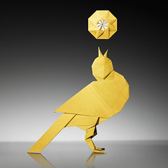 Origami For The Canary Christmas Collection 2010 (cavemanboon*) Tags: singapore origami catalogue productcatalogue singingcanary cavemanboon thecanarydiamondcompany milkphotographie