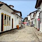 Cidade histórica de Paraty - Rio de Janeiro - Brasil
