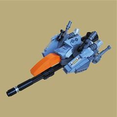 R-VX3 'Lone Wolf' (Fredoichi) Tags: fighter lego space micro shooter shootemup starfighter rtype shmup microscale fredoichi