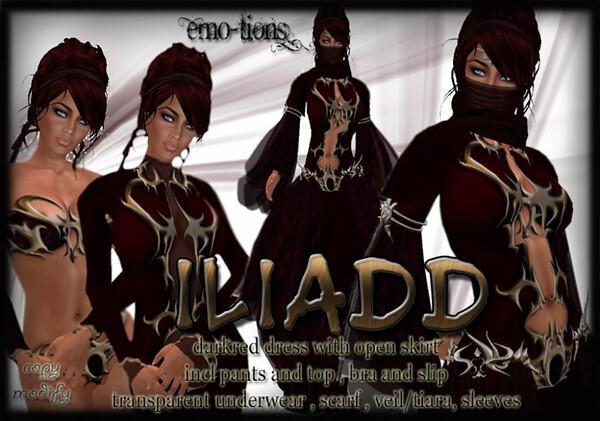 ILIADDoutfit