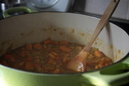 soup's ready