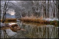 Il lago incantato (Outlaw Pete 65) Tags: winter mountain lake water lago landscapes nikon acqua inverno paesaggi montagna hdr trentino levico d90 hdrlandscapes nikond90 paesaggihdr