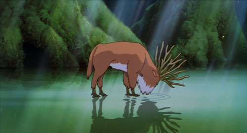Forest Spirit from Princess Mononoke