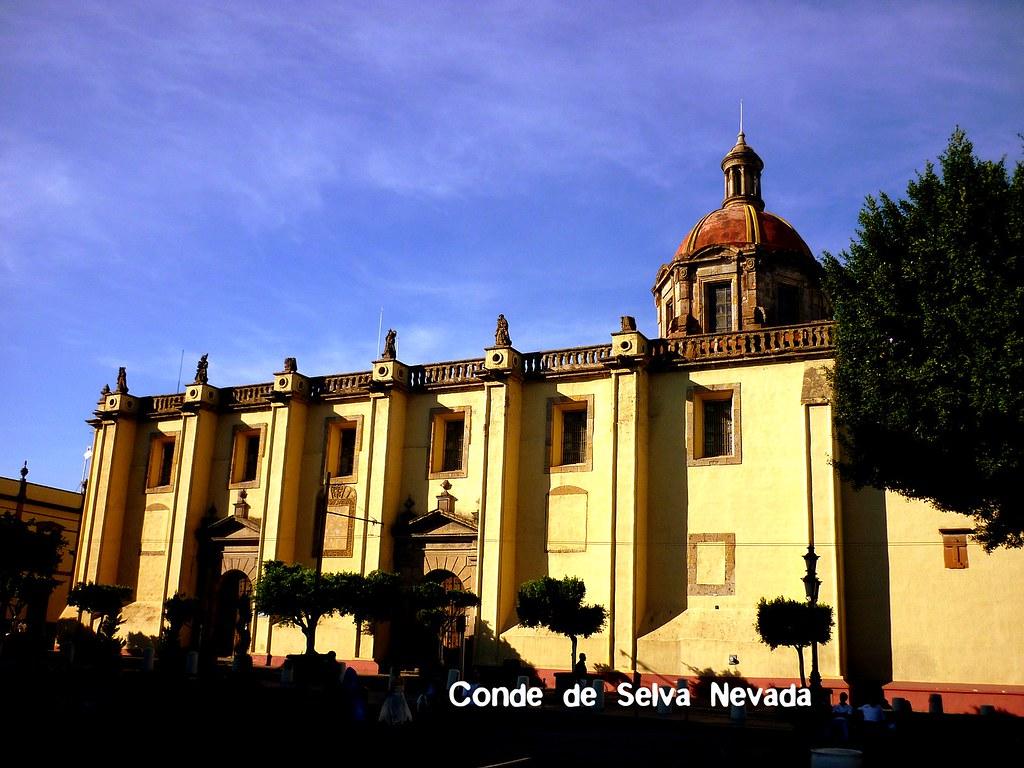 ARQUITECTURA  Conventos de Monjas en la época virreinal ...