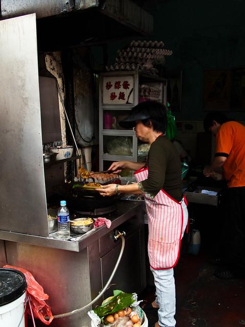 IMG_0241 Char Koay Teow  stall, Penang