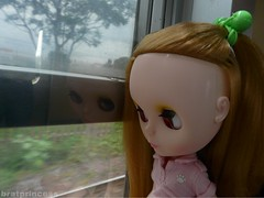 Blythe Physical Challenge #16 - Mirror