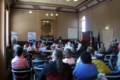 Eureka's Children - Demanding Democracy Forum