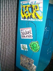 Davis (*Breeding The Disease*) Tags: new face monster booth happy phone phonebooth year stickers sume pay slap davis phones 129 lr lure payphones 2010 slappers btd slaps dst hba oner 2011 b2d lewer lewar lewor lewr leweroner