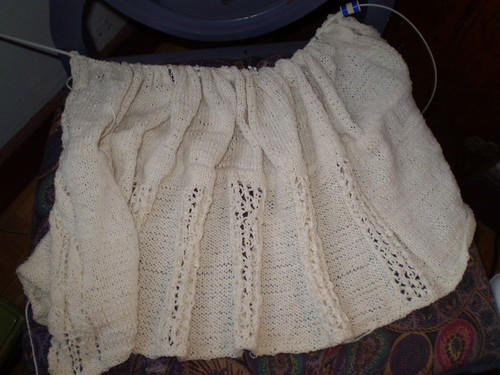 Ribbons and Lace Cardigan