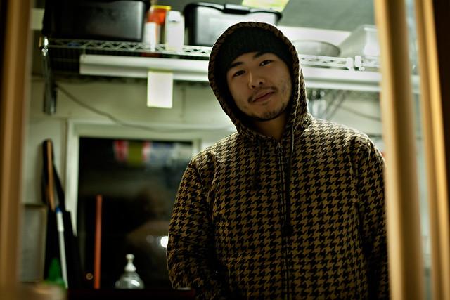 the yakitori man