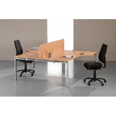 Ergonomic Office Desk - 2 person