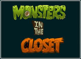 Online Monsters In The Closet Slots Review