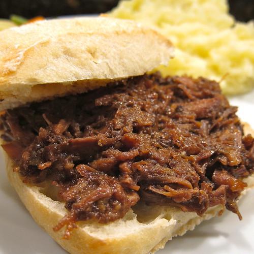24-Hour Beef Sandwich