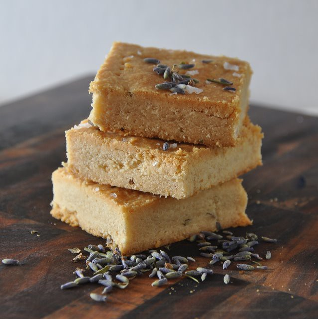 5254583923 c9528c7b4e z Lavender Sea Salt Shortbread: The Old and Wise