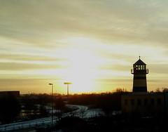 Gewerbegebiet (Nefesh*) Tags: morning sun sunrise lumix sonne sonnenaufgang morgen morgens frh tz8 panasoniclumixdmctz8 nefesh1