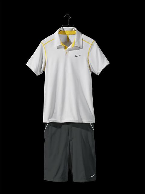 2011 Australian Open: Roger Federer Nike outfit