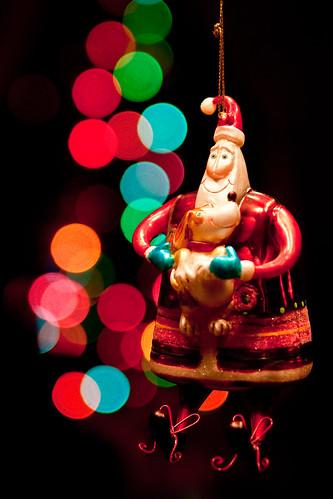 Hangin With Santa