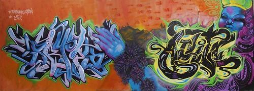 Skipy & TurronasCrew(Mona, Gigi, Antisa)