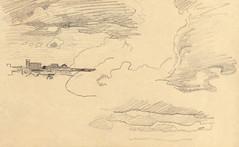 Artwork by Harry Pugmire (UON Library,University of Newcastle, Australia) Tags: 1971 australia nsw portstephens 456 pugmire harrypugmire