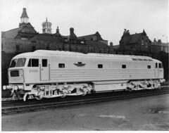 "smethwick birmingham ""lion"" D0260 (brianhancock50) Tags: train railway brcw birminghamrailwaycarriagewagon"