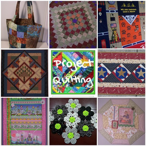 SpringWaterDesigns Project Quilting Entries for SEASON 1