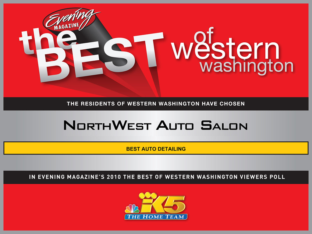 NWAS year in review Seattle Auto Detailing
