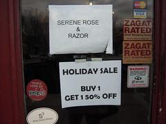 Serene Rose & Razor