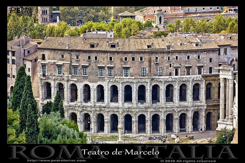 Roma - Teatro de Marcelo