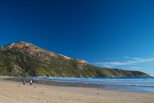 Mt. Oberton and Oberton Bay... and Beach.