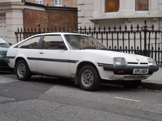 Mmmmm, what nice alloys you have. Image · 1980 Opel Manta B 2.0 SRB SH