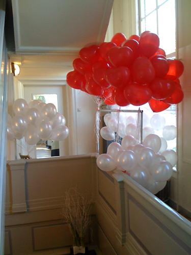 Heliumballonnen Heerenhuys Rotterdam