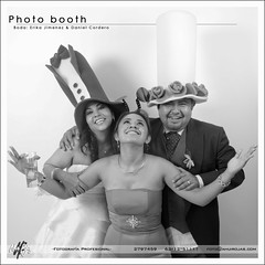 Photobooth Erika Jimenez & Daniel Cordero (Ahui Rojas) Tags: wedding canon mexico photobooth foto dress photos boda fotos mariage veracruz matrimonio lightroom strobist casaments lightroom3 nunte canon7d ahuirojas wwwahuirojascom