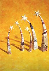 Origami création - Didier Boursin - Etoiles
