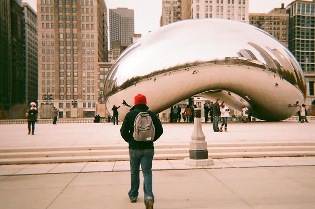 bean tourists