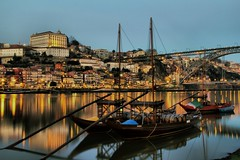 Ribeira (Porto / Portugal) (Flipographer) Tags: portugal canon porto ribeira 550d ilustrar ilustrarportugal portugalmagico