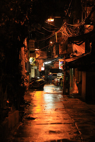 Đêm Mưa Thị Nghè