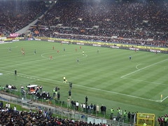 ITALY_INTER MILAN VS ROMA (husainbourisly) Tags: italy milan roma ball foot europe soccer sony match inter dscp150