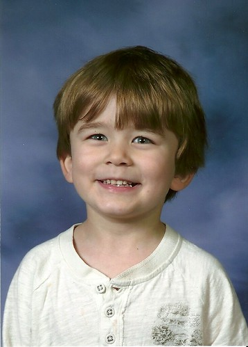 Julian's School Picture