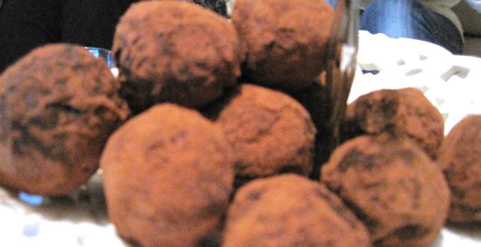 Chokladtryfflar
